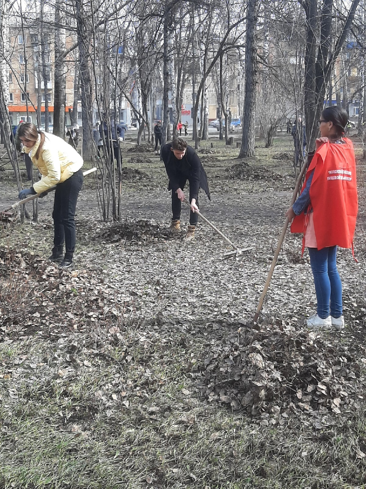 24 апреля - Всероссийский субботник